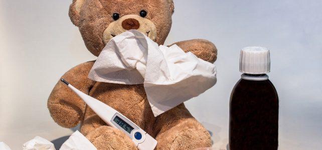 Umgang mit Krankheitssymptomen